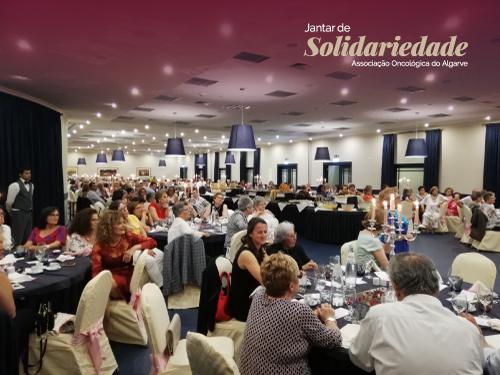 """""""12º Jantar de Solidariedade"""" reúne mais de 2 centenas em Tavira"""