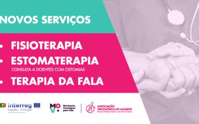 Novos serviços AOA | Projeto MOV