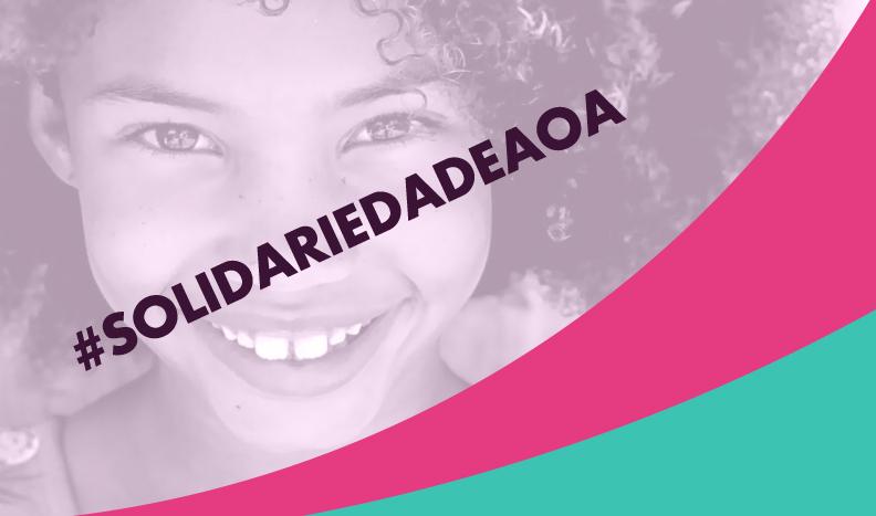 Formulário #SolidariedadeAOA