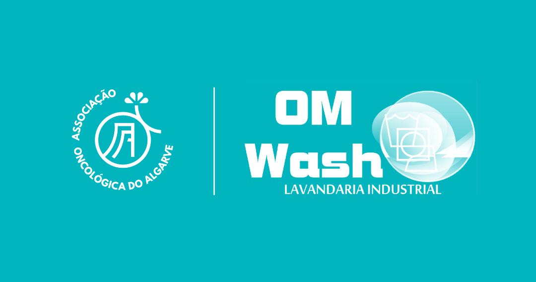 OM Wash solidária com a AOA