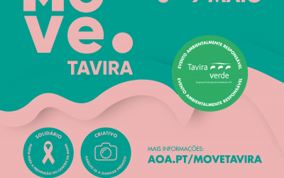 A AOA conta com o apoio da Taviraverde pelo 3º ano consecutivo